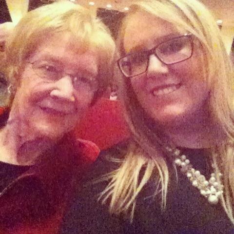 Nana & myself <3