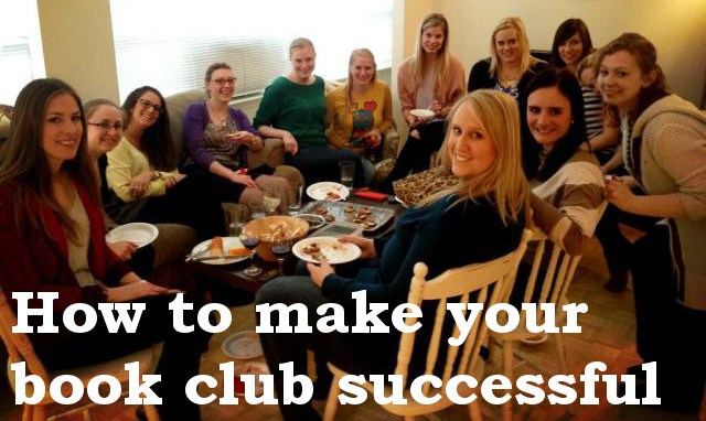 How to make your book club successful