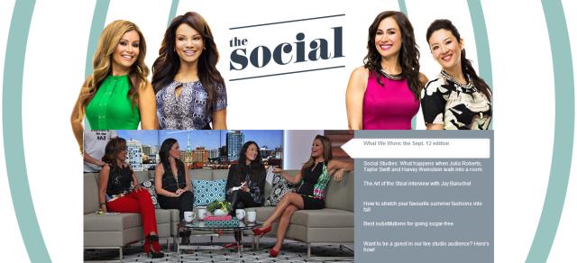 CTV The Social