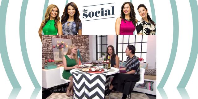 The Social CTV Julia Kent
